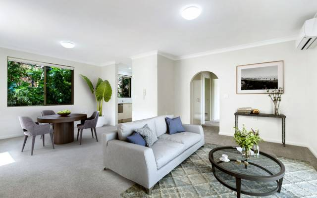 Relaxed, quiet living with easy access to Sydney CBD