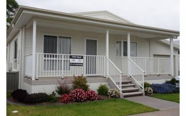 Newport Village - Residence 158 - The Mitchell Design