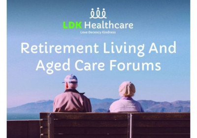 LDK Healthcare - Free Information Sessions Starting
