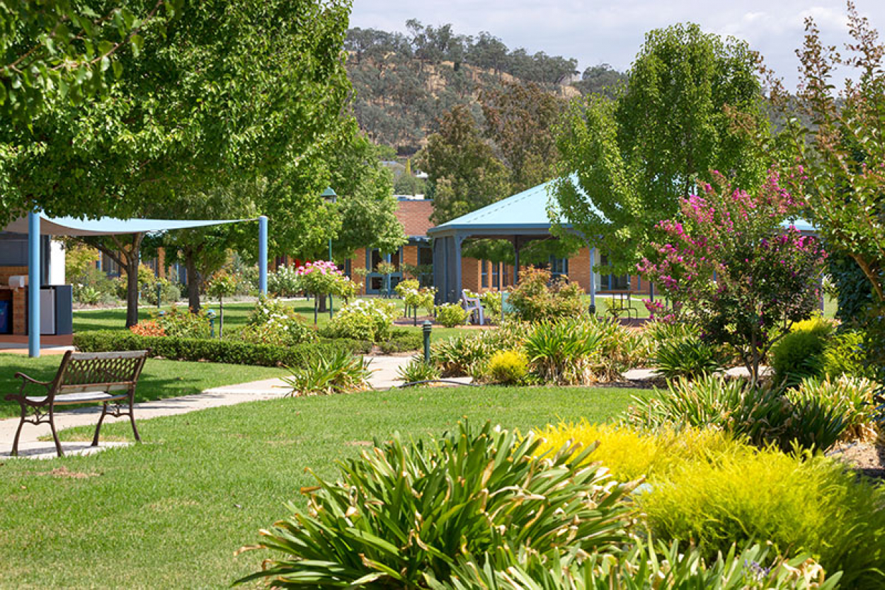 Discover relaxed living amongst award-winning gardens  36 Mountford Crescent - East Albury 2640 Retirement Property for Sale
