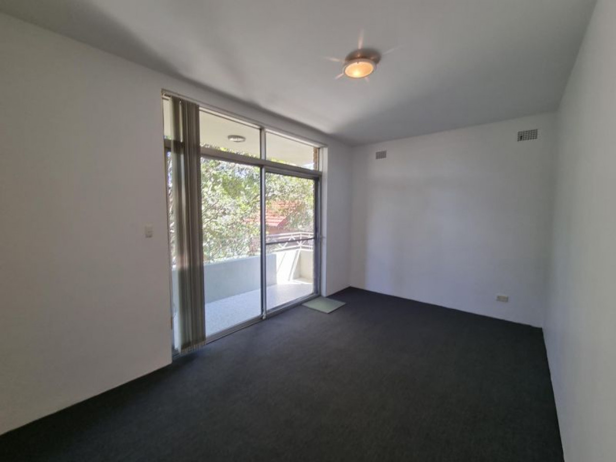 Freshly Painted 2 Bedroom Unit With New Carpet