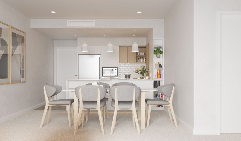SOLD Apartment 155   The Pavilion North Kirra