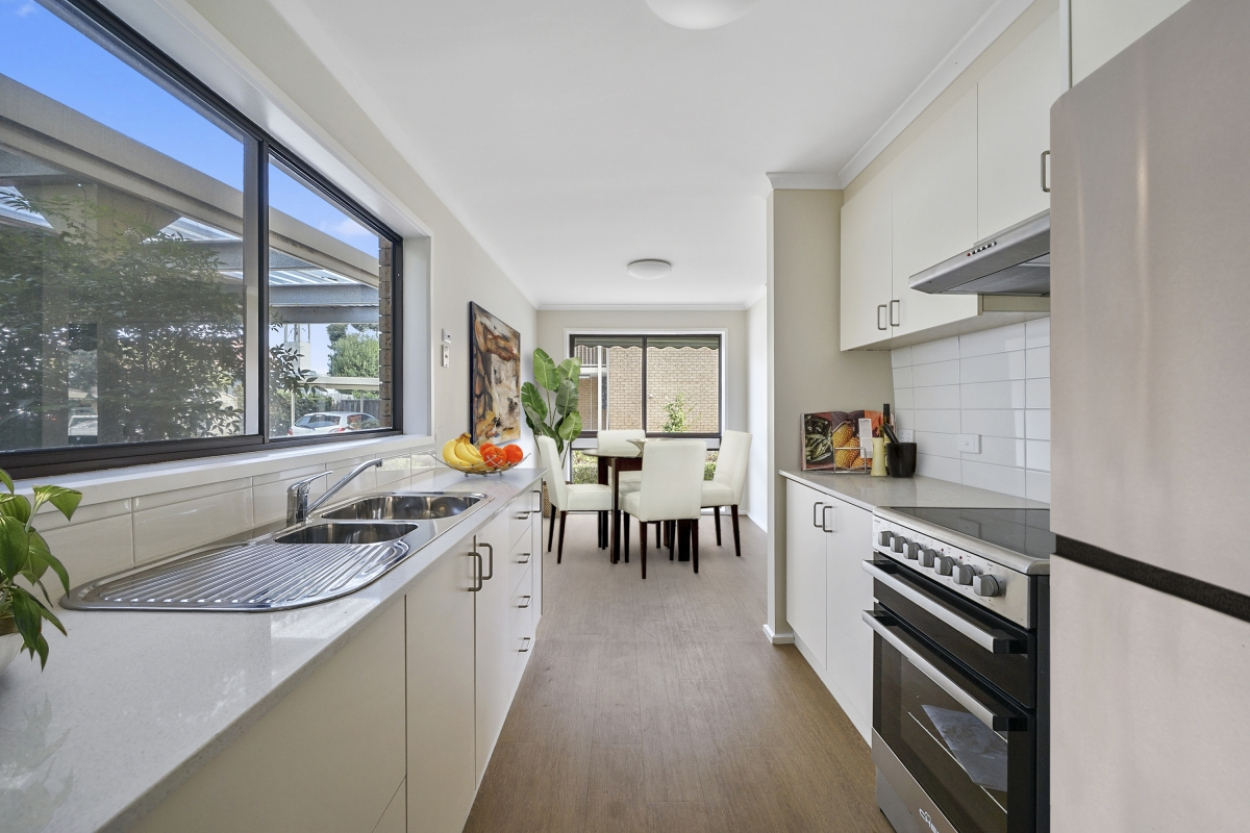 Beautifully refurbished ground floor unit within walking distance to Southland Shopping Centre 27/14  Chesterville Road - Cheltenham 3192 Retirement Property for Sale