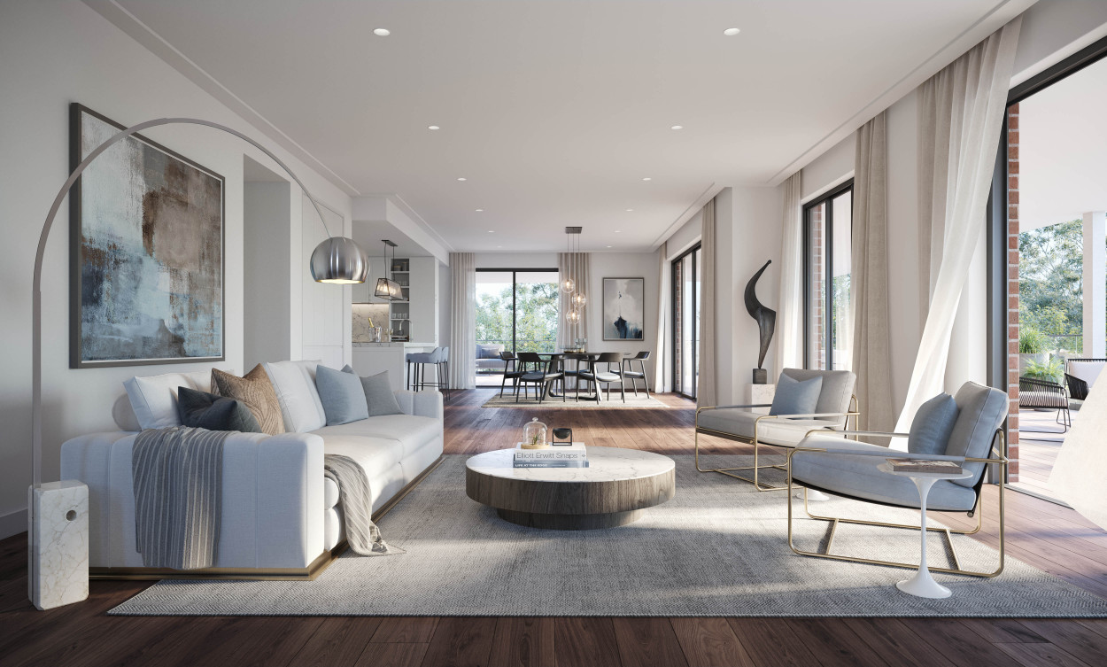 Over 55's Luxury Independent Living