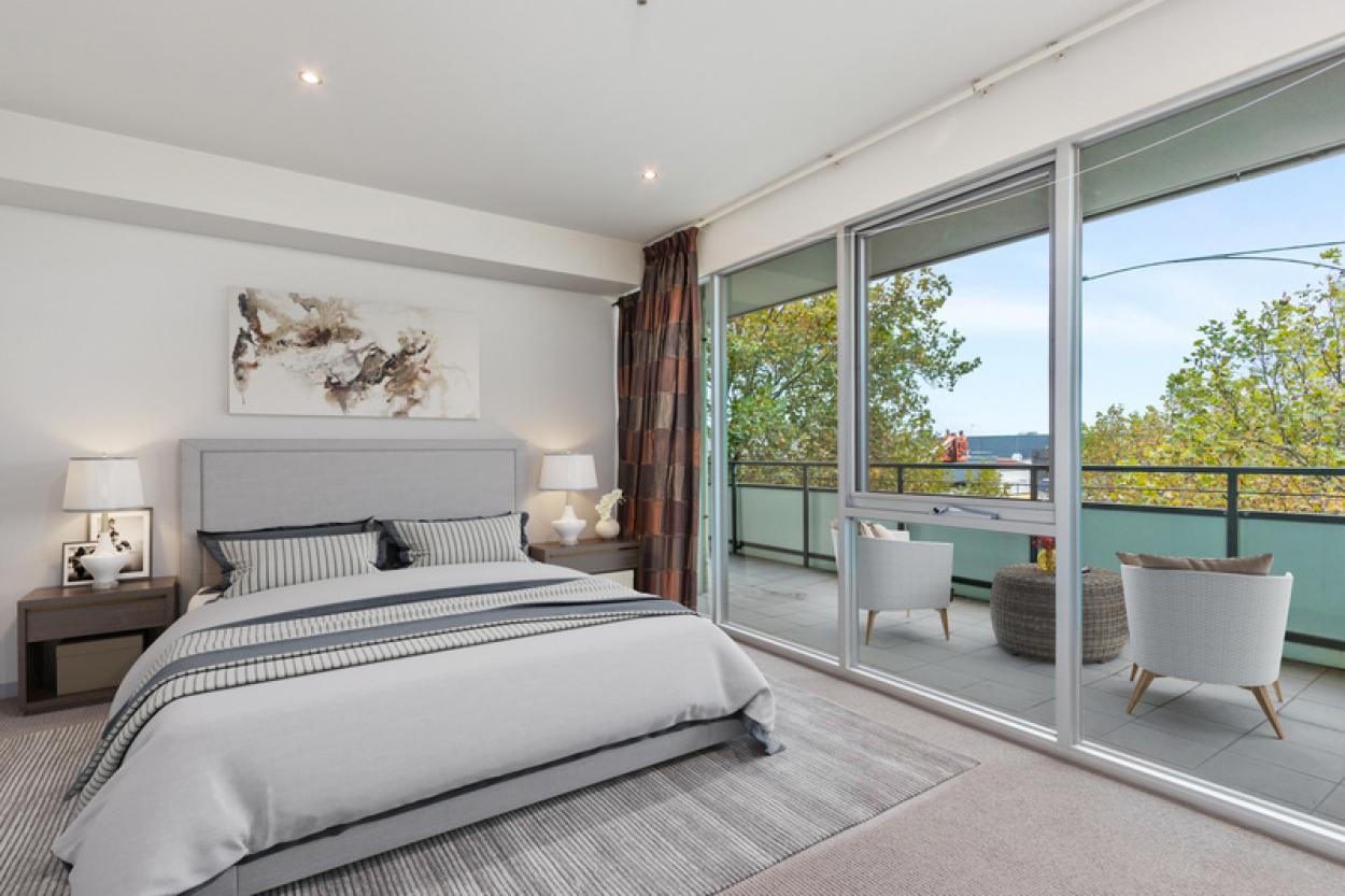 Spacious one bedroom apartment in dream location
