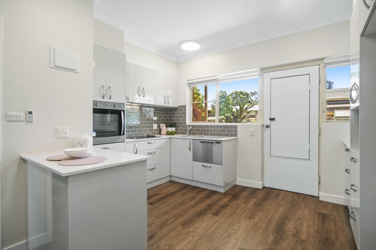 Woodport Retirement Village Erina: 1-bedroom apartment