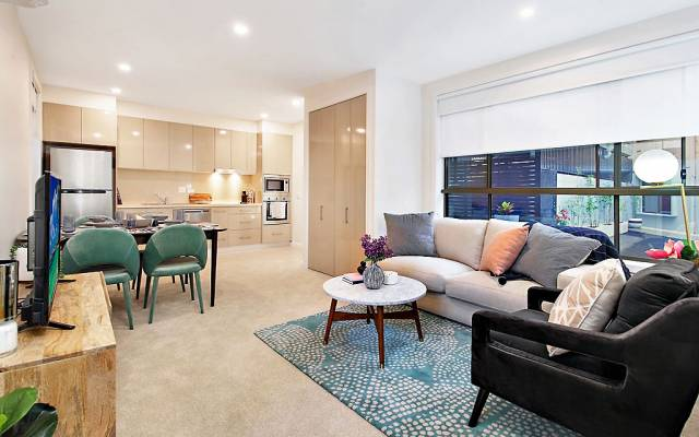 Independent and Supported Living apartments