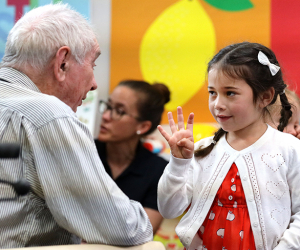 Five things we can all learn from Old People's Home for 4 Year Olds