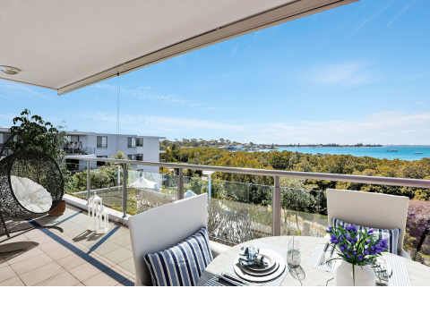 Discover the stylish, waterfront retirement you've been dreaming of