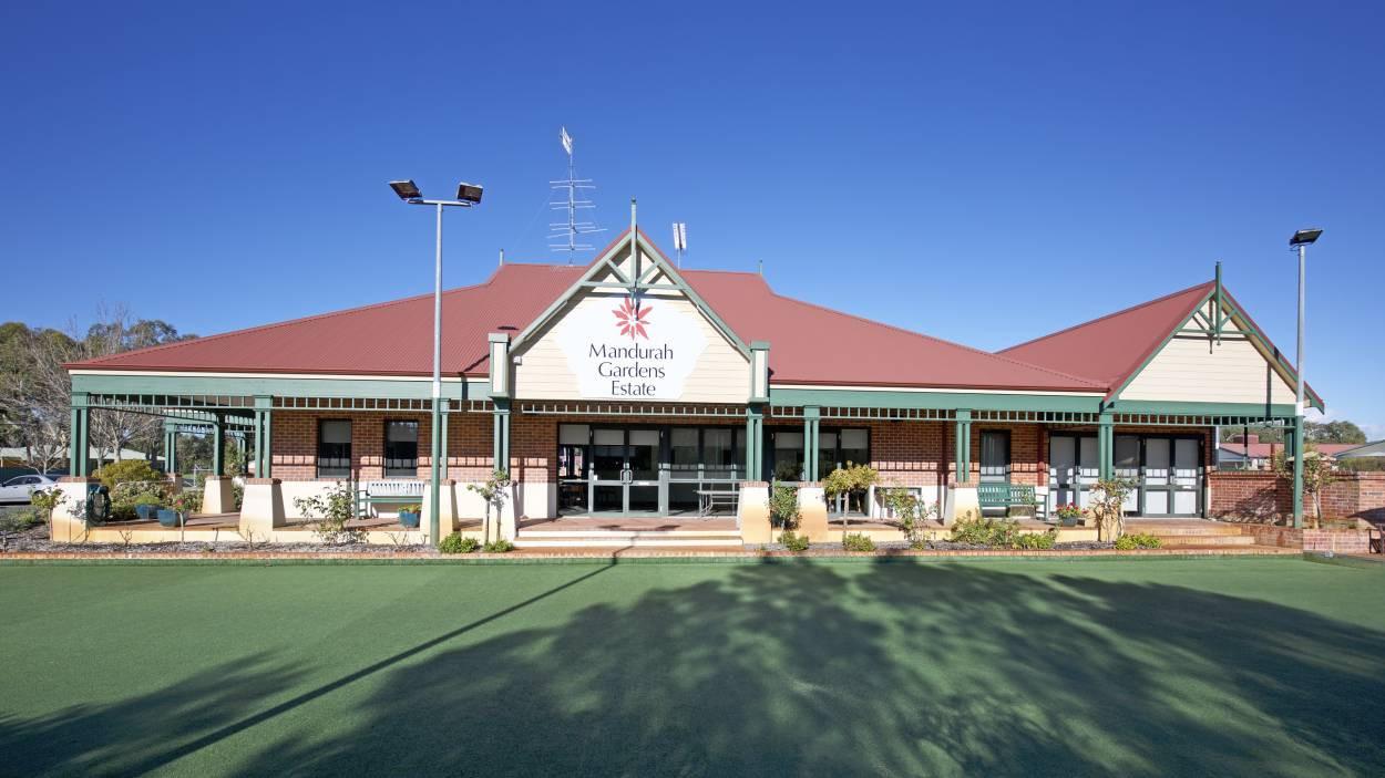 Welcome to Mandurah Gardens Estate 445  Pinjarra Road - Mandurah 6210 Retirement Property for Sale