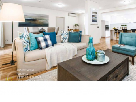 Bethanie Geneff - Luxurious 1 Bedroom Apartment