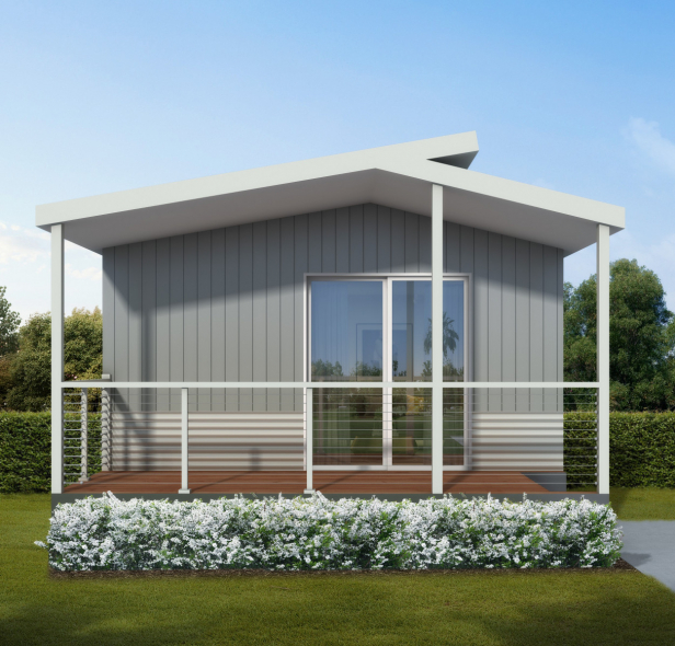 The Shearwater - New Two Bedroom Home