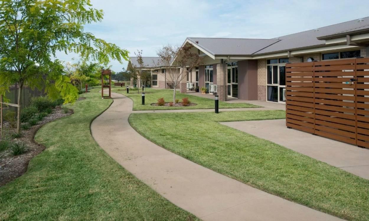 Ron Middleton VC Gardens