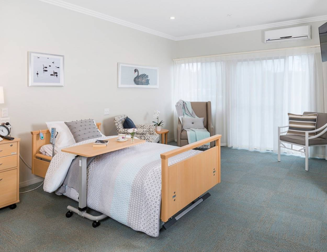 Palm Lake Care Bethania - Memory Lanes Superior Single Suite with Private Ensuite  3 Goodooga Drive - Bethania 4205 Retirement Property for Aged-care-facility