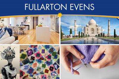 Invitations to upcoming events at Fullarton