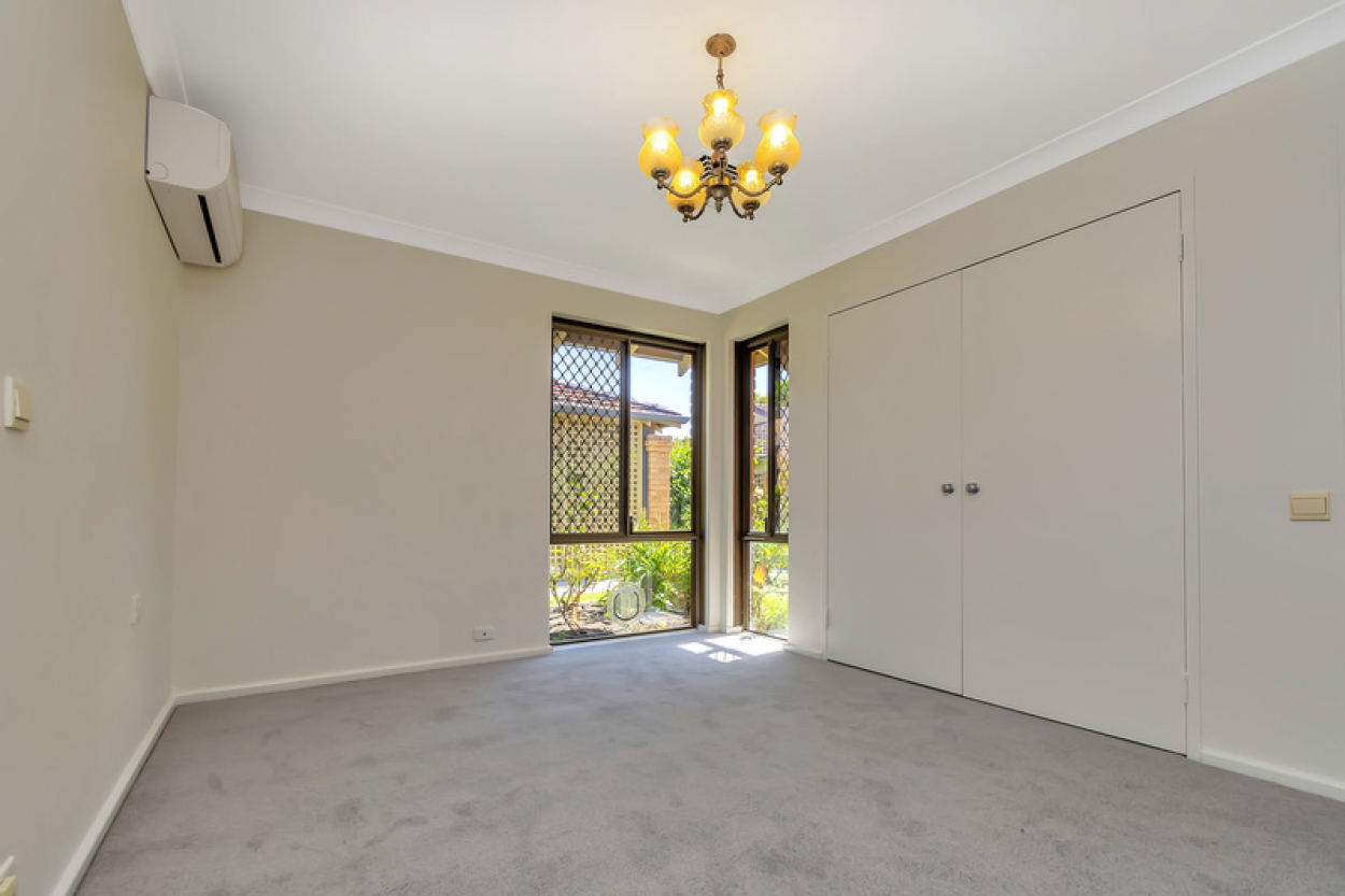 Highly appealing home set in a lovely low maintenance garden setting. This home is a must see!