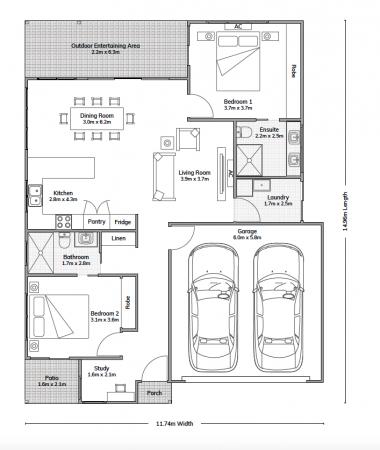 42 Orianna (Crimson 2) 42 2 Spinnaker Drive - Sandstone Point 4511 Downsizing Apartment for Sale