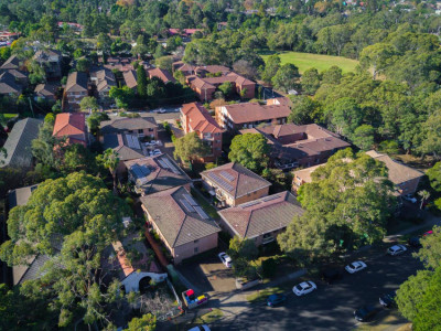 Peacefully positioned near to Parramatta Park