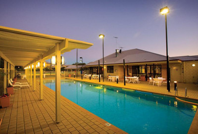 Amana Living Meadow Springs Village (formerly known as Settlers Meadow Springs) is located just minutes from the coastal city of Mandurah and only a 50 minute train ride to Perth.