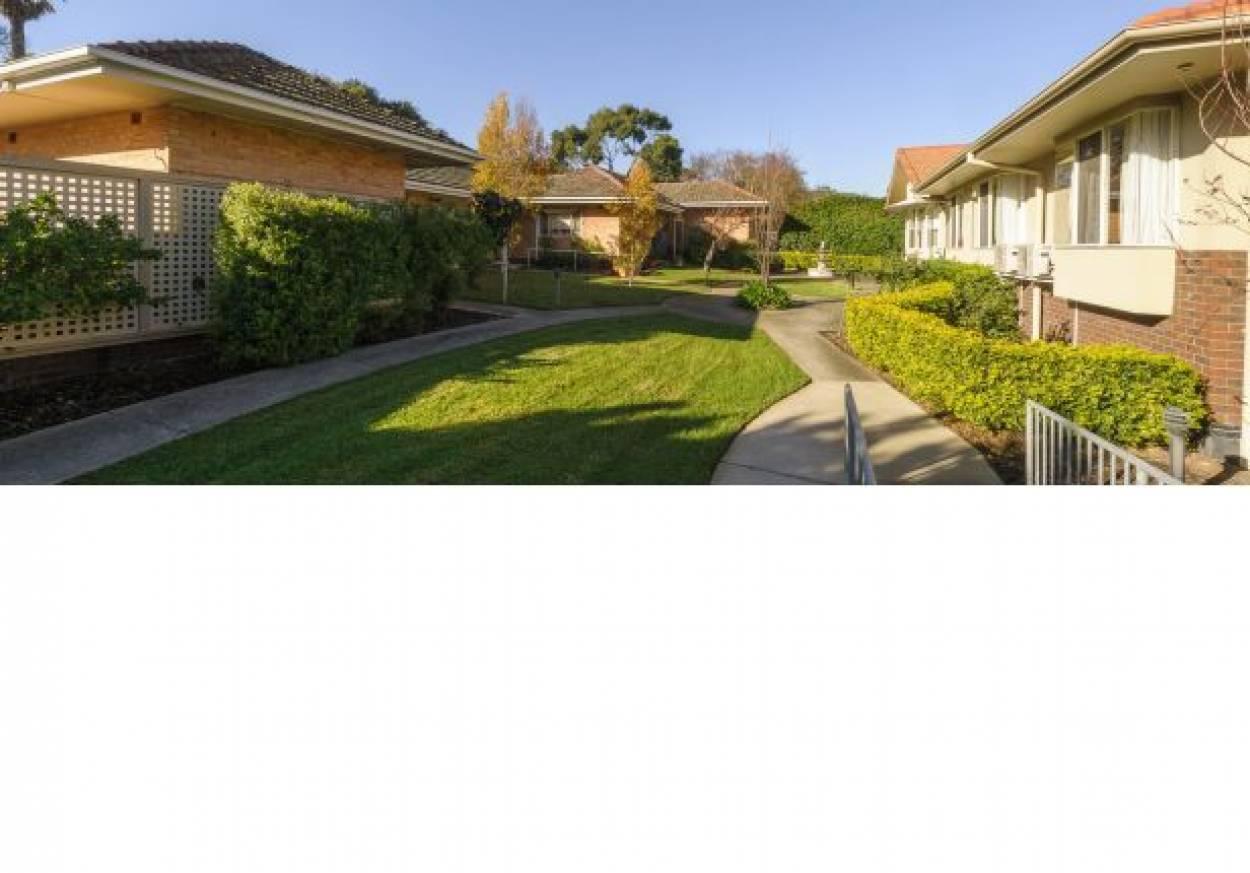 Life Care - Glenrose Court - Independent Living Units 1  Gilles Road - Glen Osmond 5064 Retirement Property for Rental