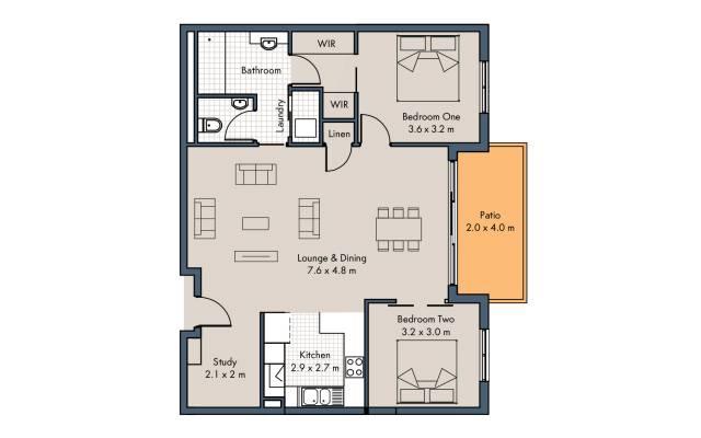 Apartment 274, Point Cook Village