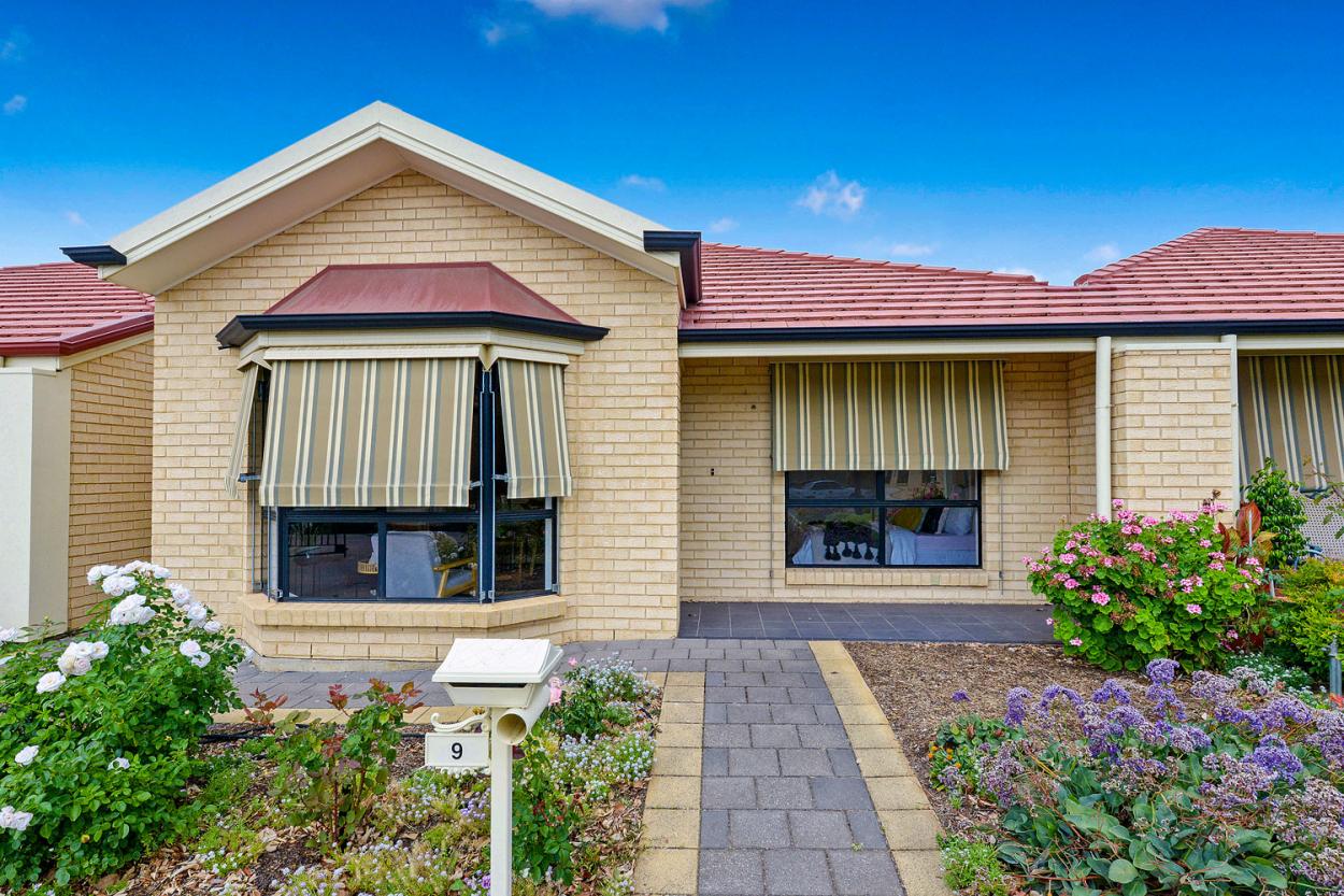 Beachside Independant Retirement Living 9 40 Sylvan Way - Grange 5022 Retirement Property for Sale