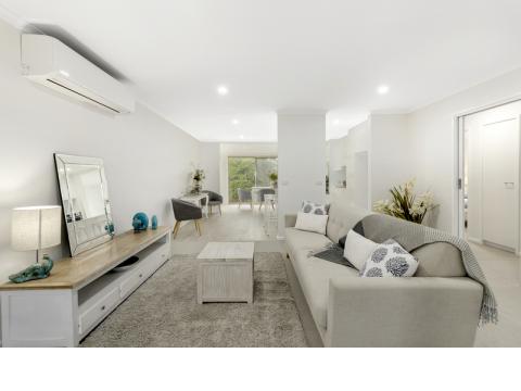 Stylishly Upgraded Home