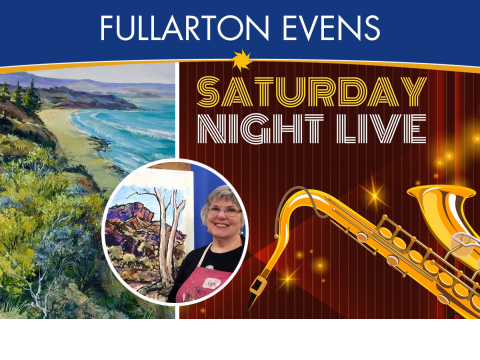 Art, music, dancing, food and wine – it's all happening at Fullarton in July!