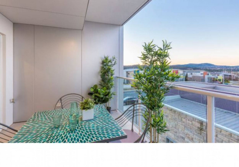 Spacious north facing two-bedroom apartment | The Central by Goodwin