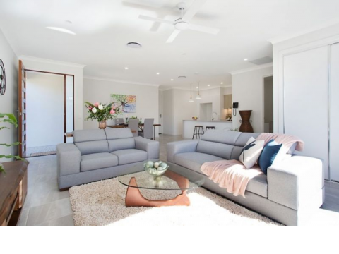 The Wilkinson - Seachange Riverside Coomera (designed for over 50s)