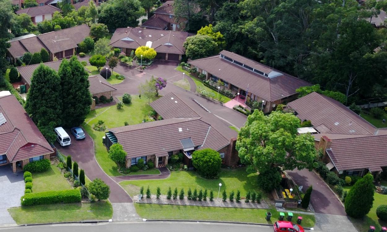 Cherrybrook Gardens  Casuarina Drive - Cherrybrook 2126 Retirement Property for Sale