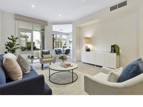 Retire to luxury in the heart of Kew
