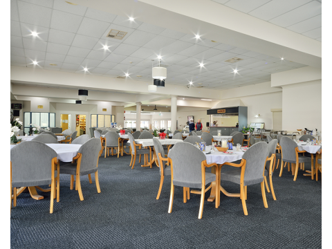 Murray Gardens Retirement Village is situated amongst award winning gardens