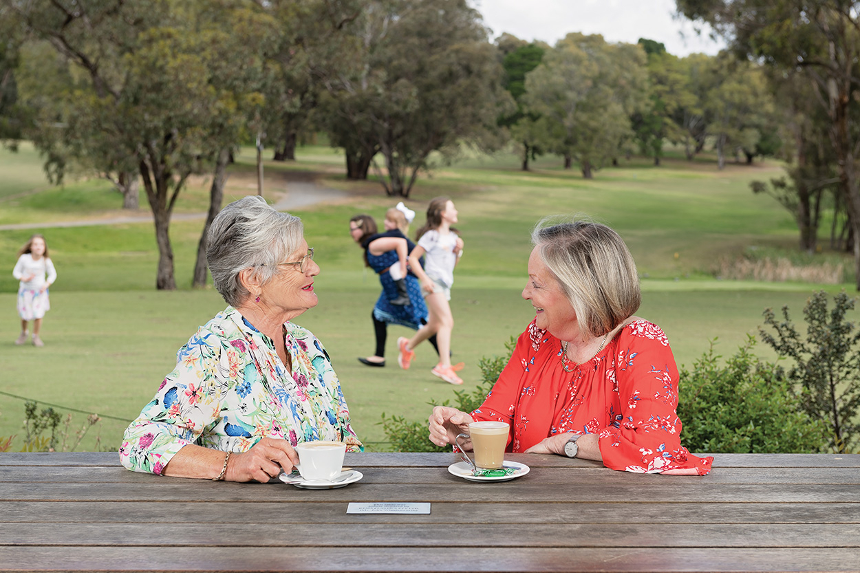 Living Choice Flagstaff Hill – golf course retirement living 25 Memford Way - Flagstaff Hill 5159 Retirement Property for Sale