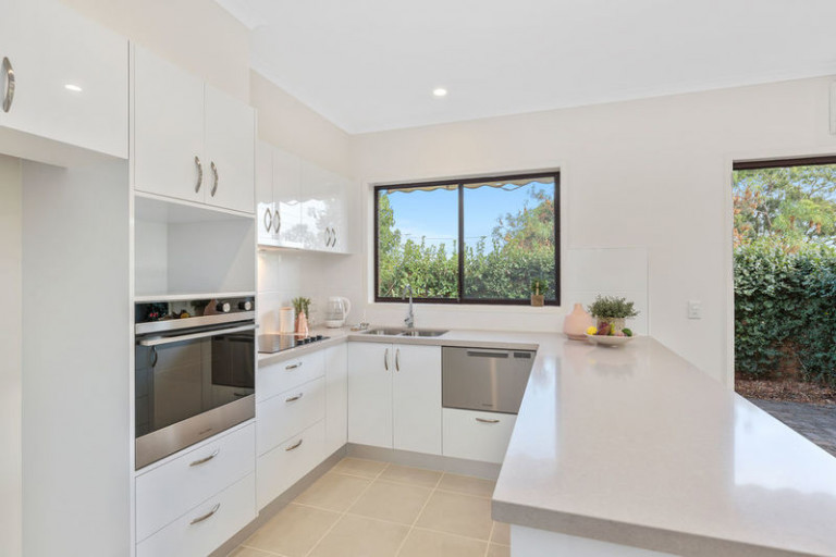 Recently Renovated with Quiet Court location