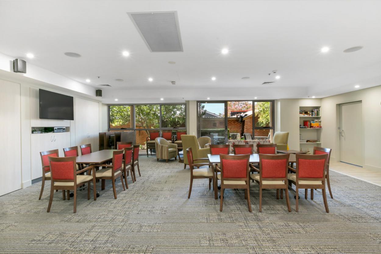 Refurbished Studio Apartment at Uniting Manning House 25 54-60 Osborne Street  - Nowra 2541 Retirement Property for Sale