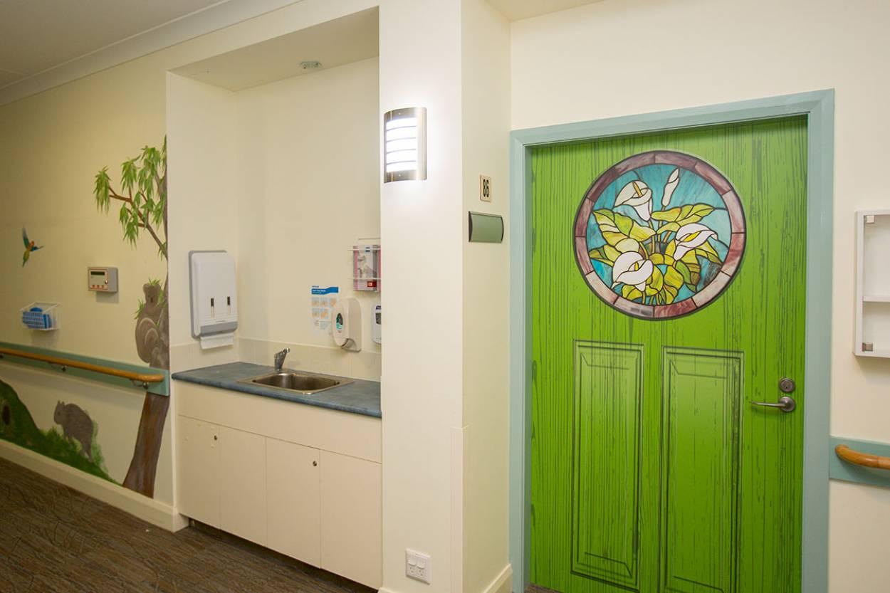 IRT Sarah Claydon Aged Care Centre