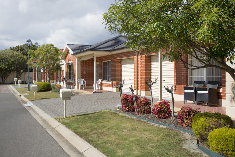 Private Community Offering well-appointed spacious homes in a welcoming environment