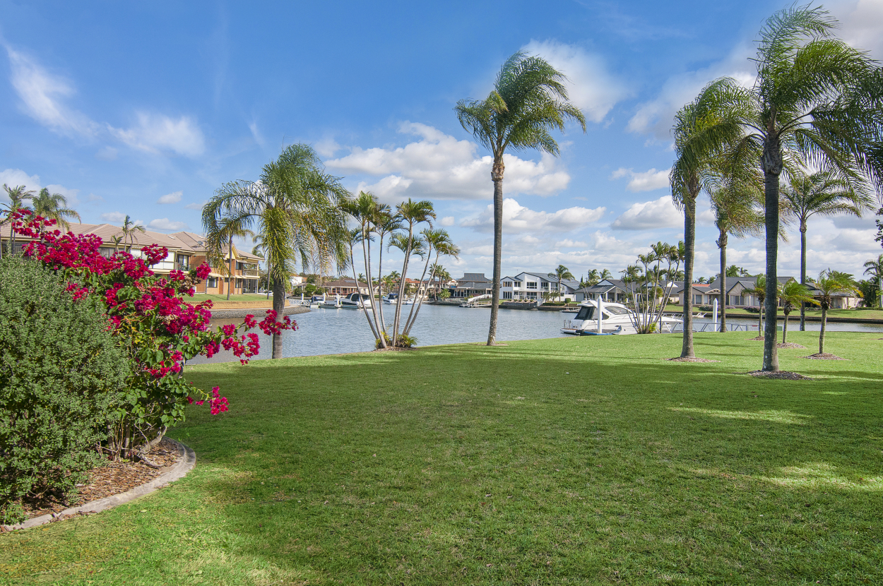 Retire along the Gold Coast Canals 98  Bayview Street - Runaway Bay 4216 Retirement Property for Sale