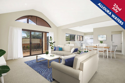 Mini Open Day at Living Choice Alloura Waters