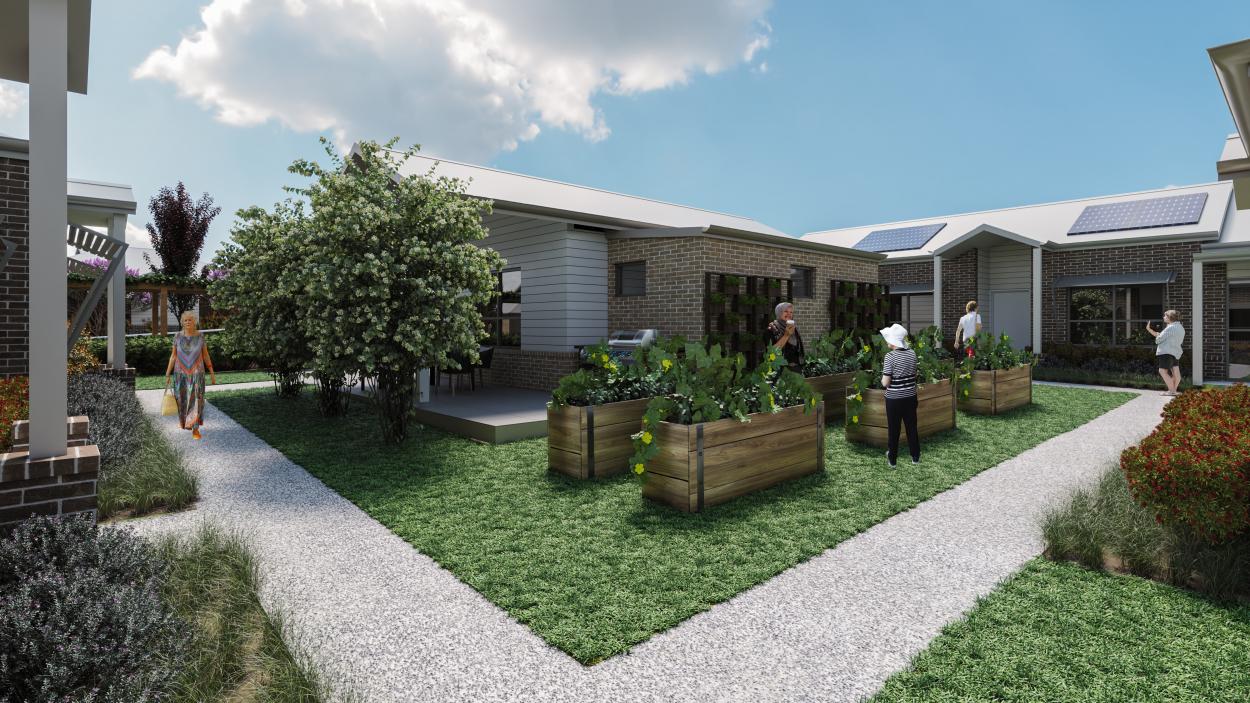 Jasmine Grove at IRT Kanahooka - Retirement Village for women over 55