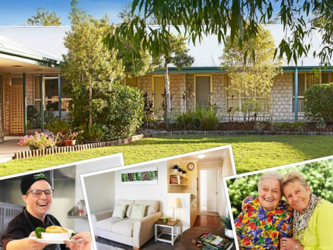 Rental in Retirement Community - Independent Living, Catering Packages, Comfortable and Welcoming!