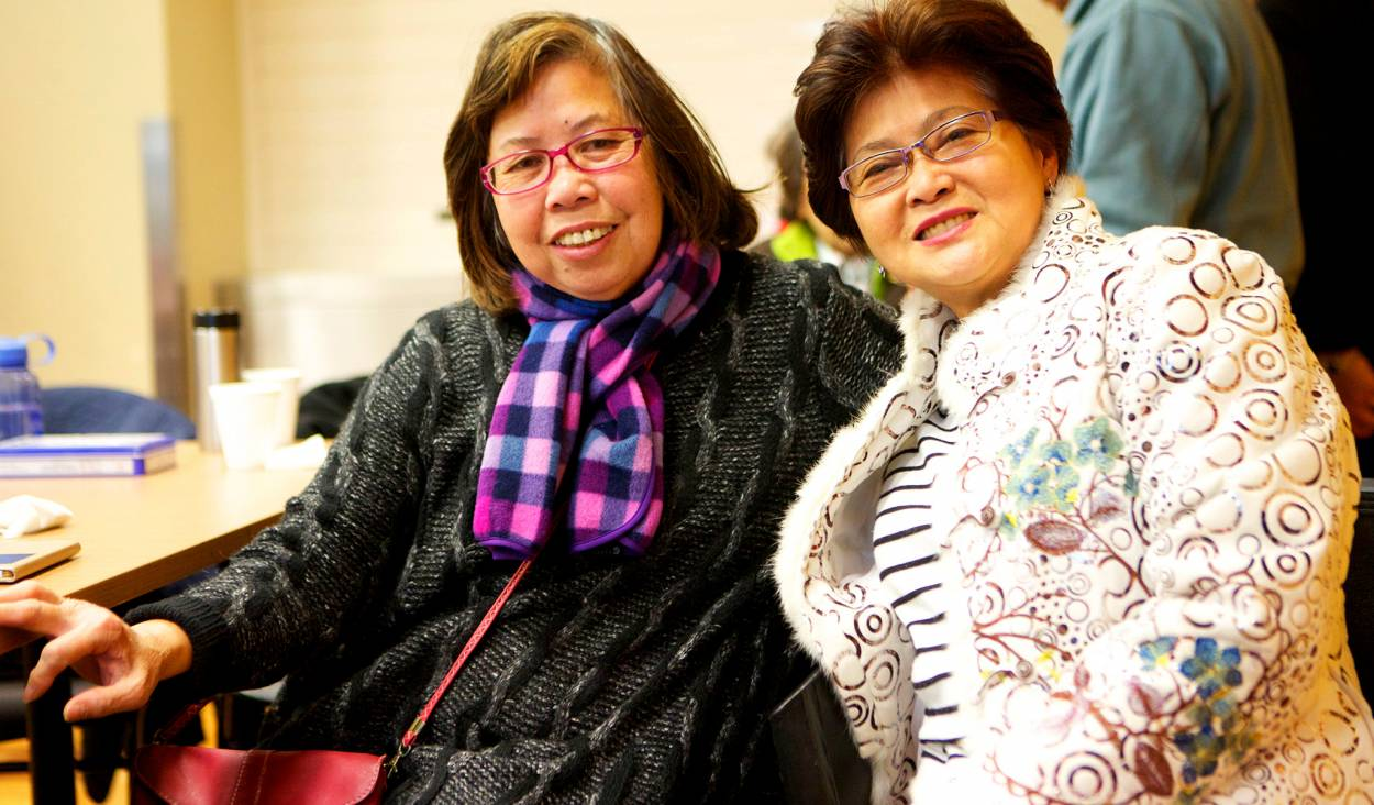 Community and Friendly Visiting for Elders - Victoria