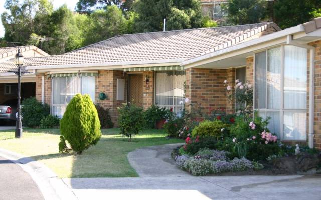 Over 55's living in Springvale - 1 Bedroom Apartment