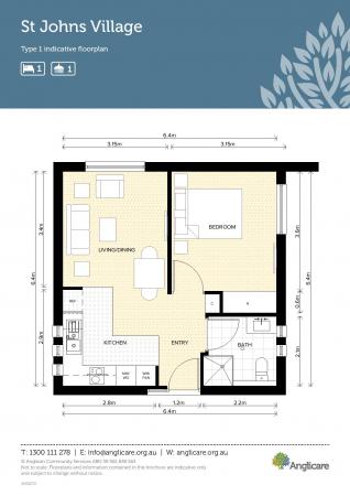 Anglicare Sydney - St John's Village 75 St John's Road - Glebe 2037 Retirement Property for Sale