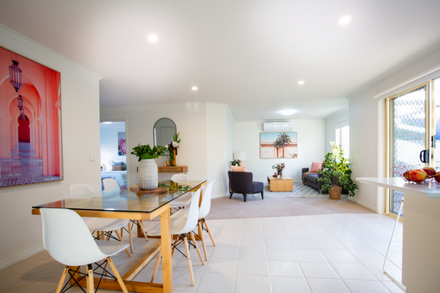 Independent living or fully serviced, a fun and supportive community village