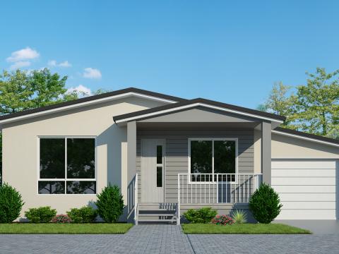 Newport Village - The Cedar - Residence 47