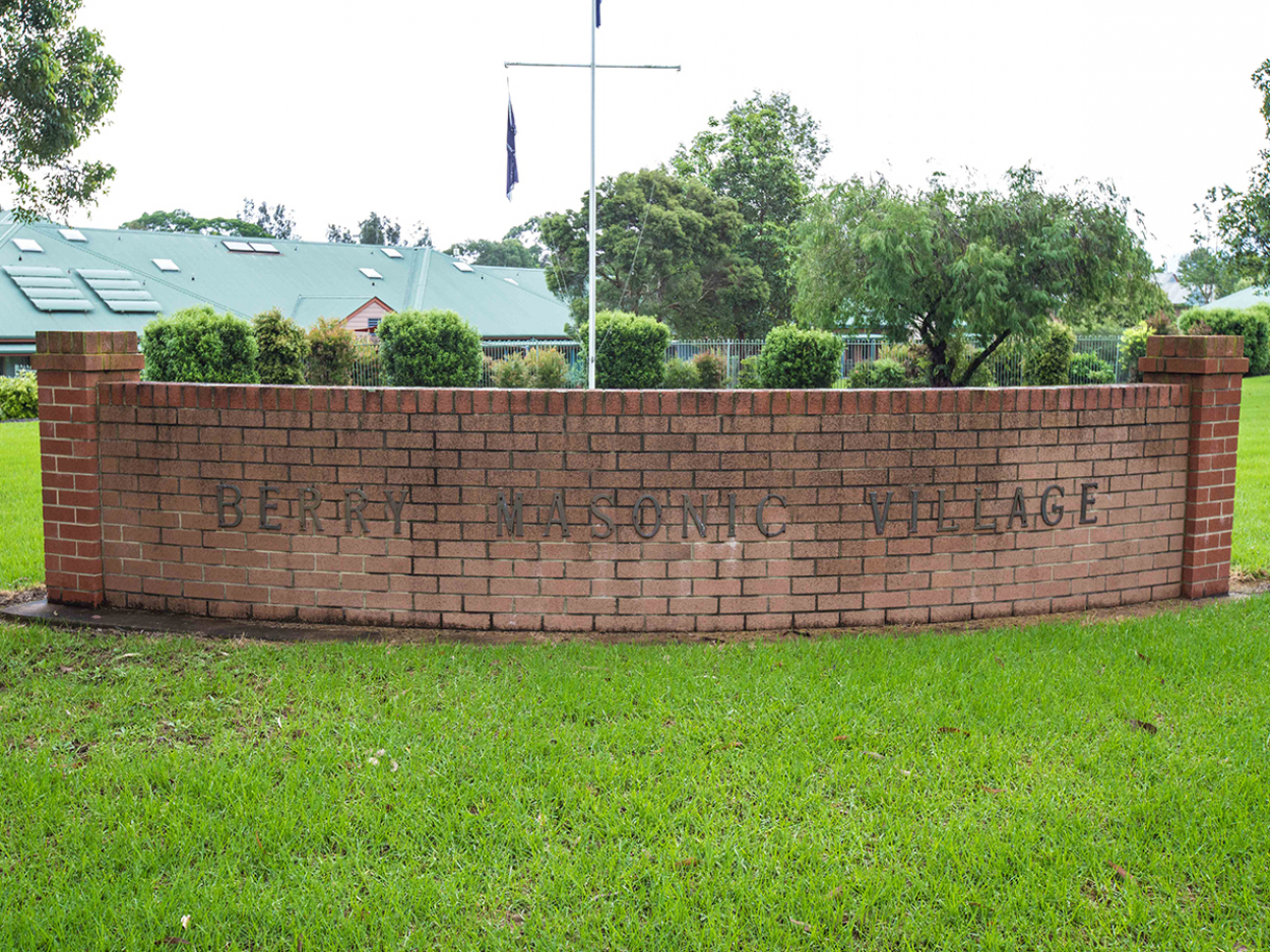 RFBI Berry Masonic Retirement Village
