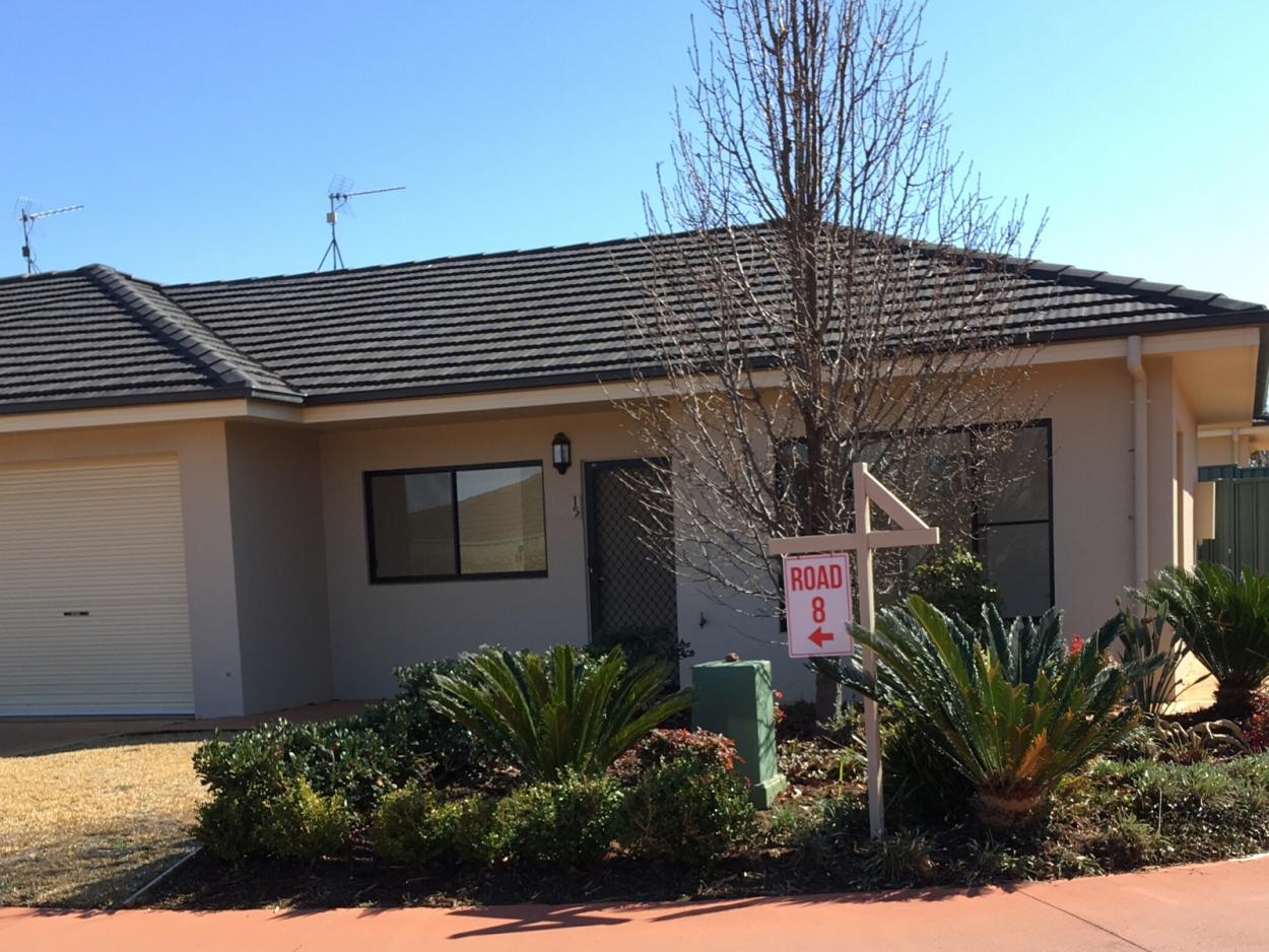 One-bedroom Villa Unit 15 Minore Road - Dubbo 2830 Retirement Property for Sale