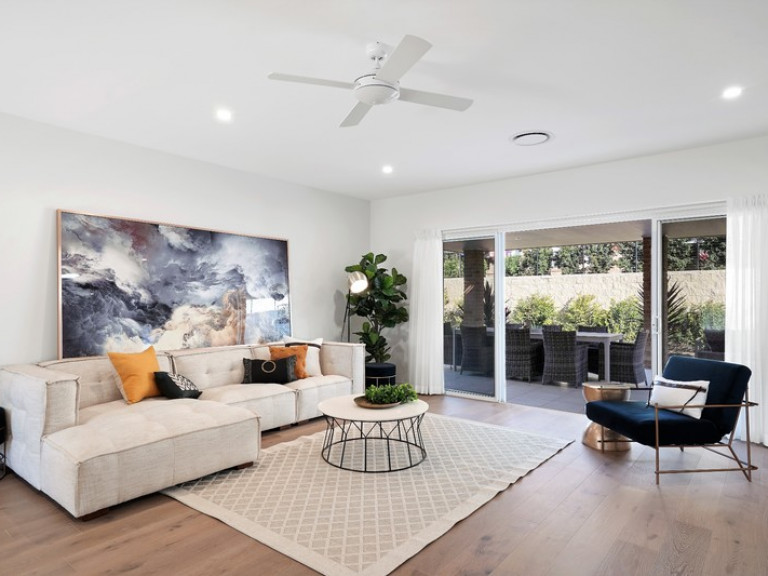 Bountiful space and an exquisite design offering the highest level of comfort and style